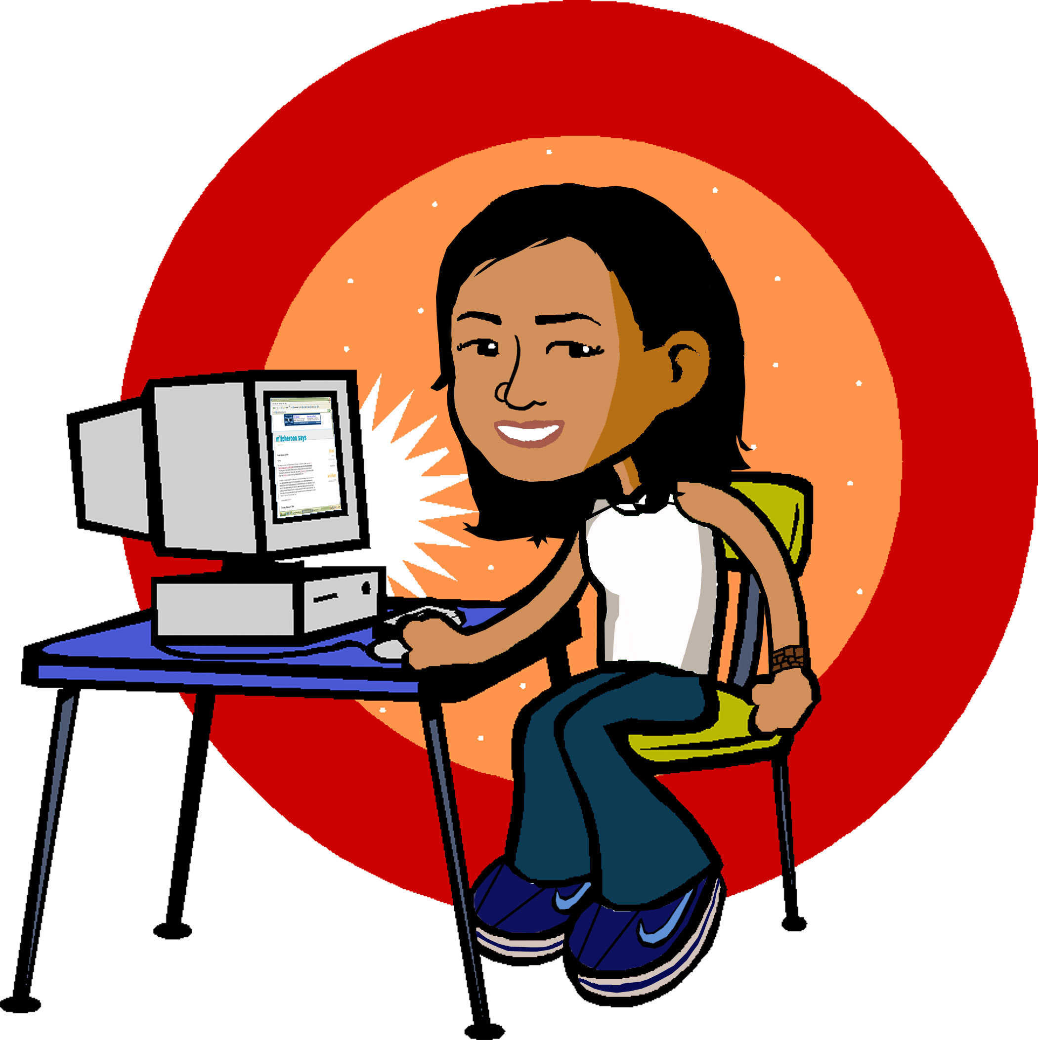 computer education clipart - photo #32